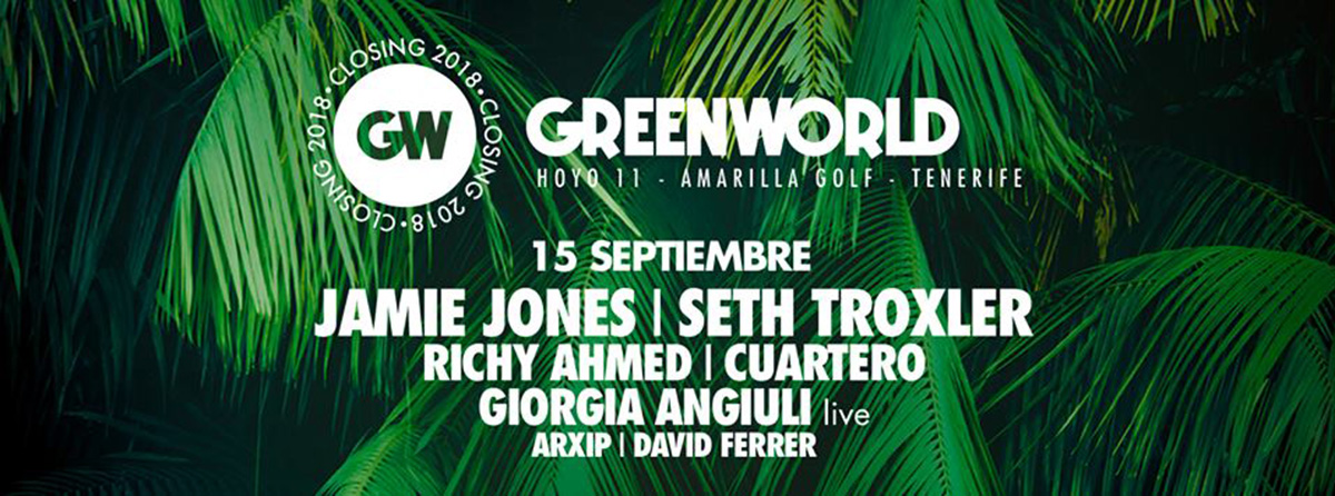 Greenworld Festival 2018
