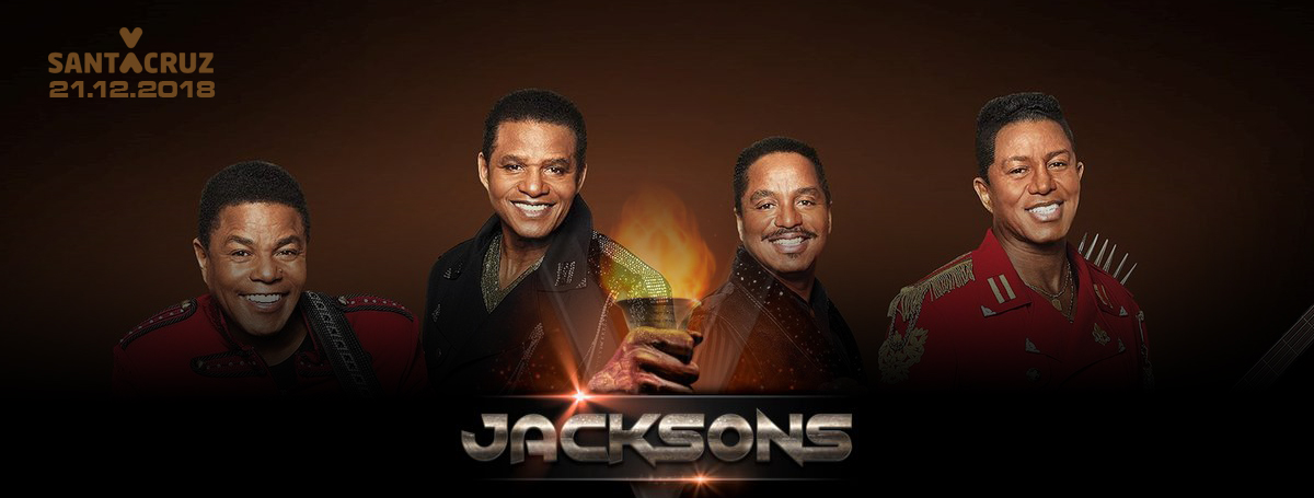 THE JACKSONS 2018